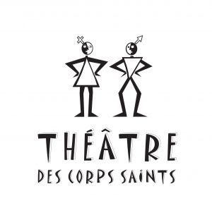logo Theatre des Corps Saints